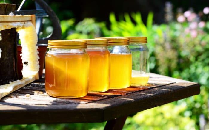 lokale honing